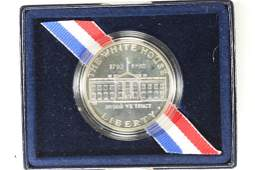 1992 WHITE HOUSE 200TH ANNIVERSARY UNC