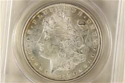 1884-O MORGAN SILVER DOLLAR PCGS MS65