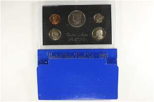 1983 US PROOF SET (WITH BOX)