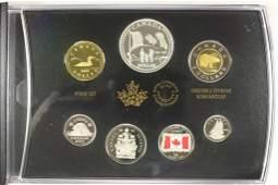 2015 CANADA SPECIAL EDITION SILVER DOLLAR PF SET
