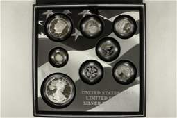 2019 US MINT LIMITED EDITION SILVER PROOF SET