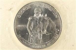 1982-D GEORGE WASHINGTON COMMEMORATIVE SILVER