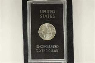 1885-O GSA MORGAN SILVER DOLLAR (UNC)
