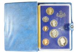 1985 AUSTRALIAN PROOF SET RETAIL IS $65.00