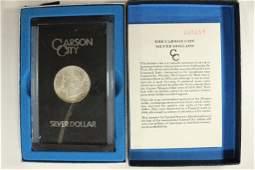 1882 -CC GSA MORGAN SILVER DOLLAR (UNC)