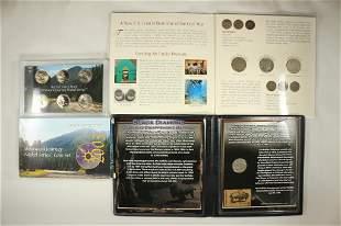 3 US COIN SETS #1-2005 WESTWARD JOURNEY NICKEL