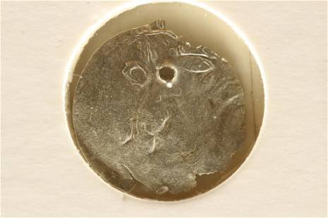 1453-1924 A.D. SILVER AKCE MINTED AFTER OTTOMAN
