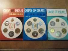 196768  1969 ISRAEL JERUSALEM SPECIMEN SETS ORIGINAL