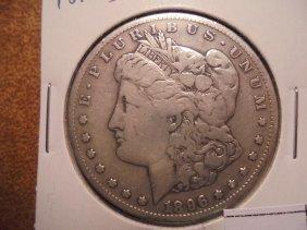 1896-s Morgan Silver Dollar Better Date