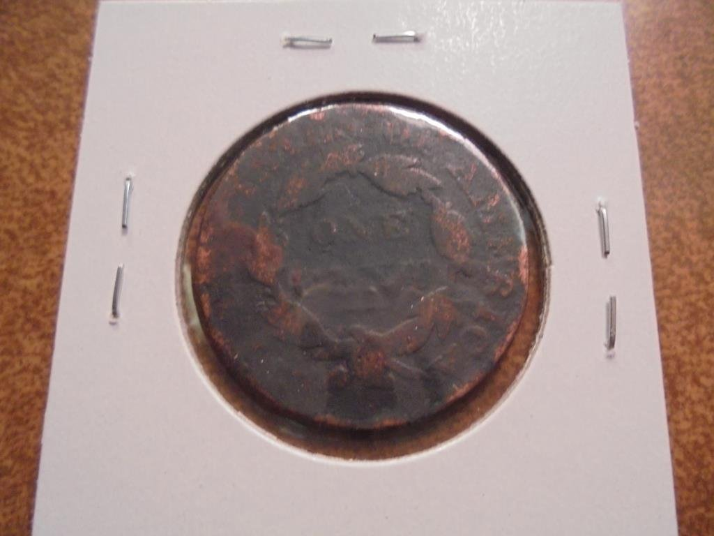 1826 US LARGE CENT