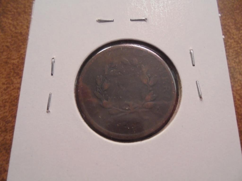 1807 US HALF CENT - 2