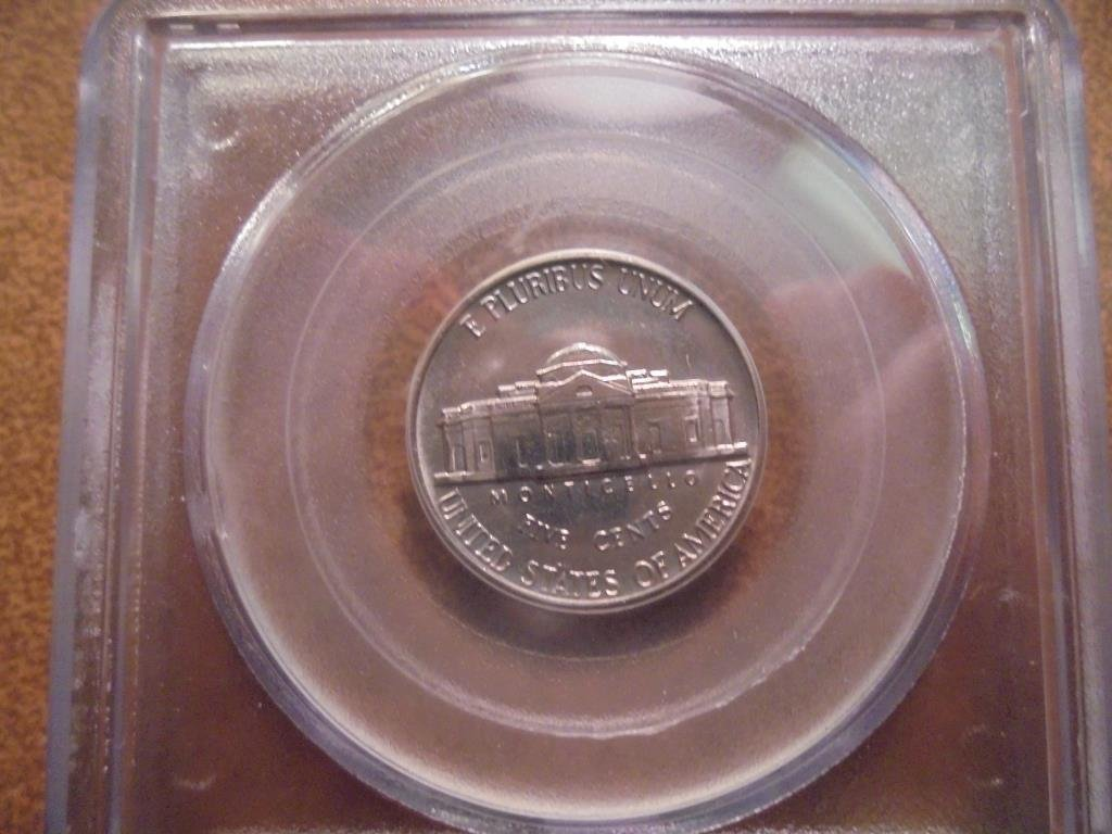 1982-D JEFFERSON NICKEL PCGS MS64FS - 2