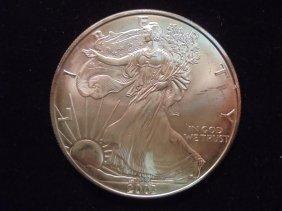 2003 American Silver Eagle Unc
