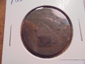 1830 Us Large Cent