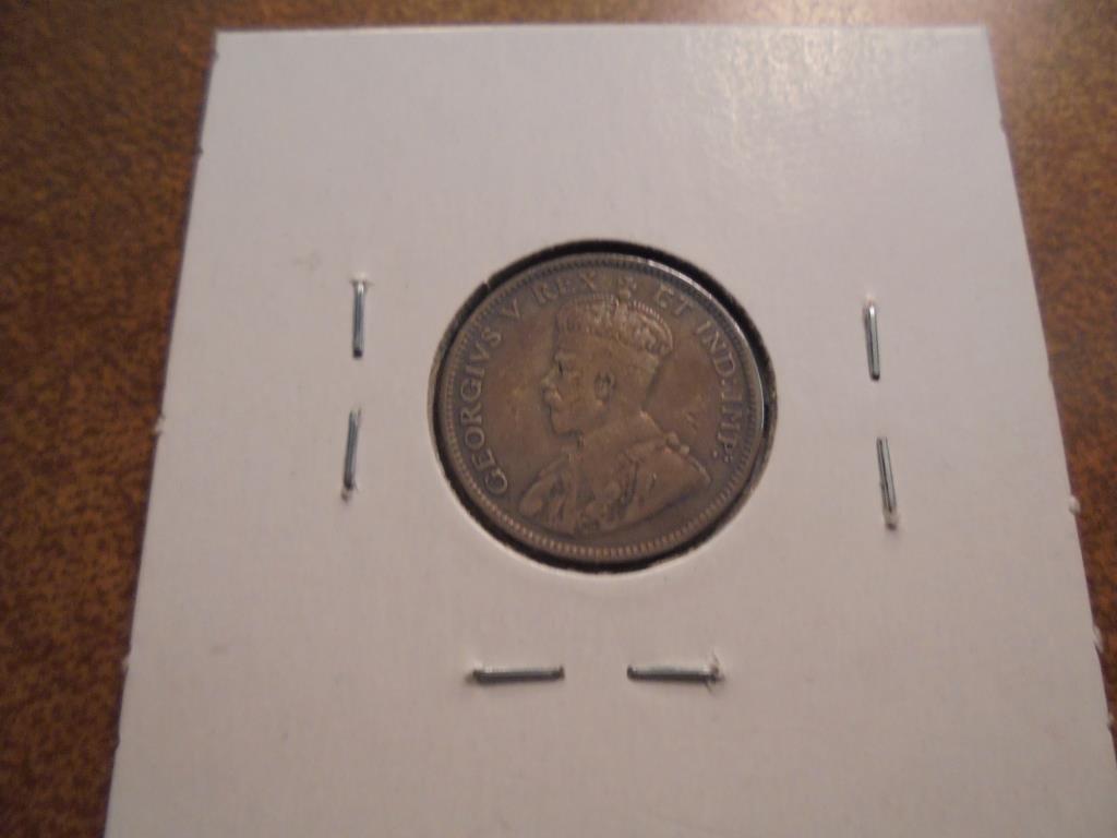 1911 CANADA SILVER 10 CENT (SEMI-KEY) - 2