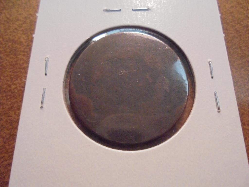1822 US LARGE CENT - 2