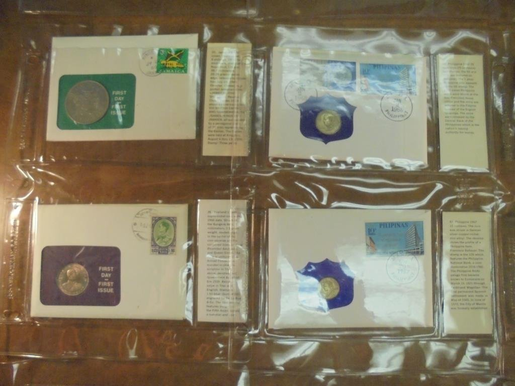 23 ASSORTED 1ST DAY COVERS 1966-1976 - 5