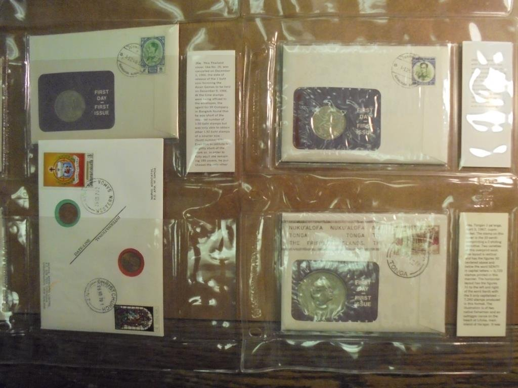 23 ASSORTED 1ST DAY COVERS 1966-1976 - 6