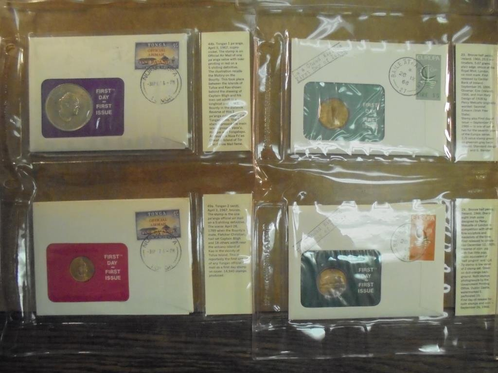 23 ASSORTED 1ST DAY COVERS 1966-1976 - 7
