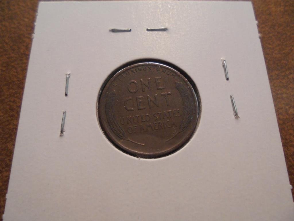 1909 VDB LINCOLN CENT VERY FINE+ - 2