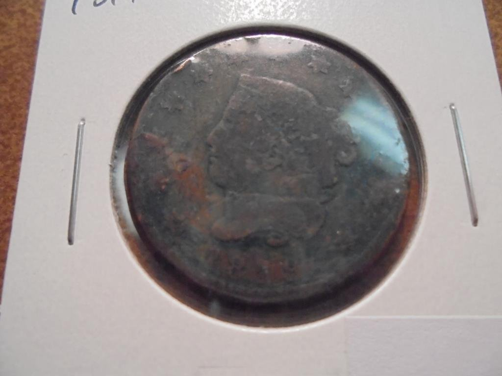 1819 US LARGE CENT
