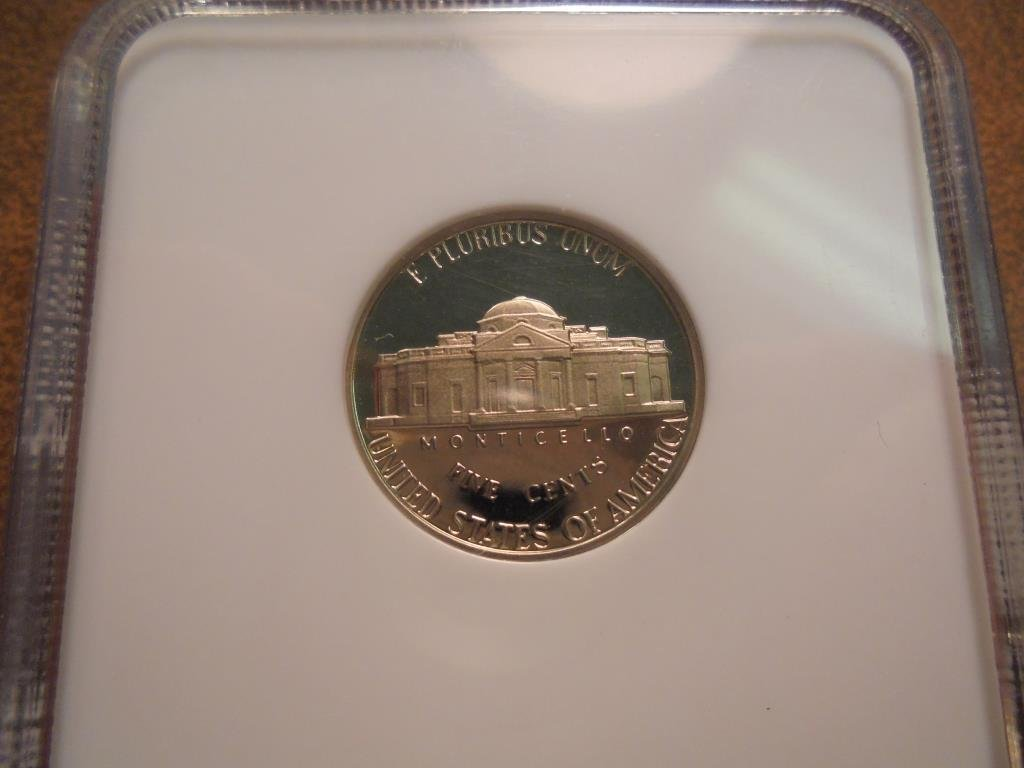 1979-S CLEAR S JEFFERSON NICKEL NGC PF69 ULTRA CAM - 2