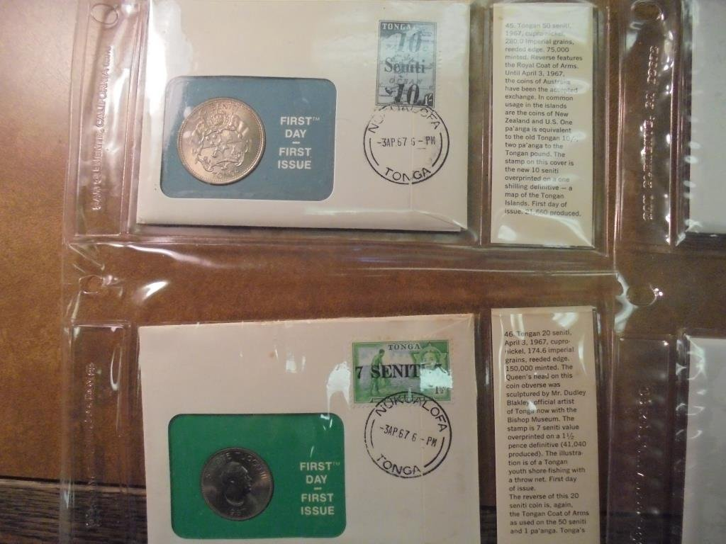 18 ASSORTED PNC 1ST DAY COVERS SEE DESCRIPTION - 10
