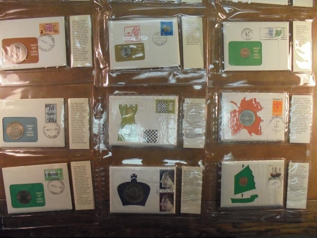 18 ASSORTED PNC 1ST DAY COVERS SEE DESCRIPTION - 3