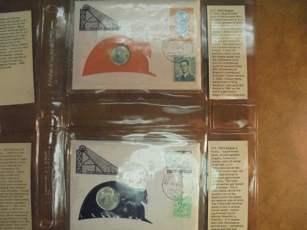 18 ASSORTED PNC 1ST DAY COVERS SEE DESCRIPTION - 5