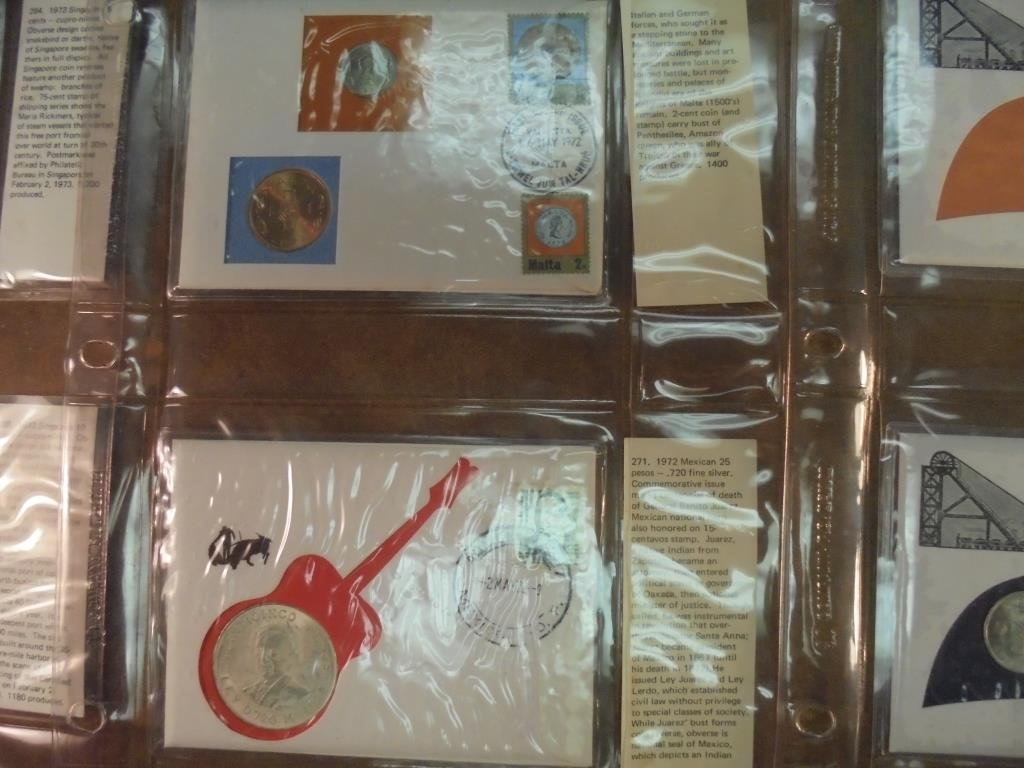 18 ASSORTED PNC 1ST DAY COVERS SEE DESCRIPTION - 6