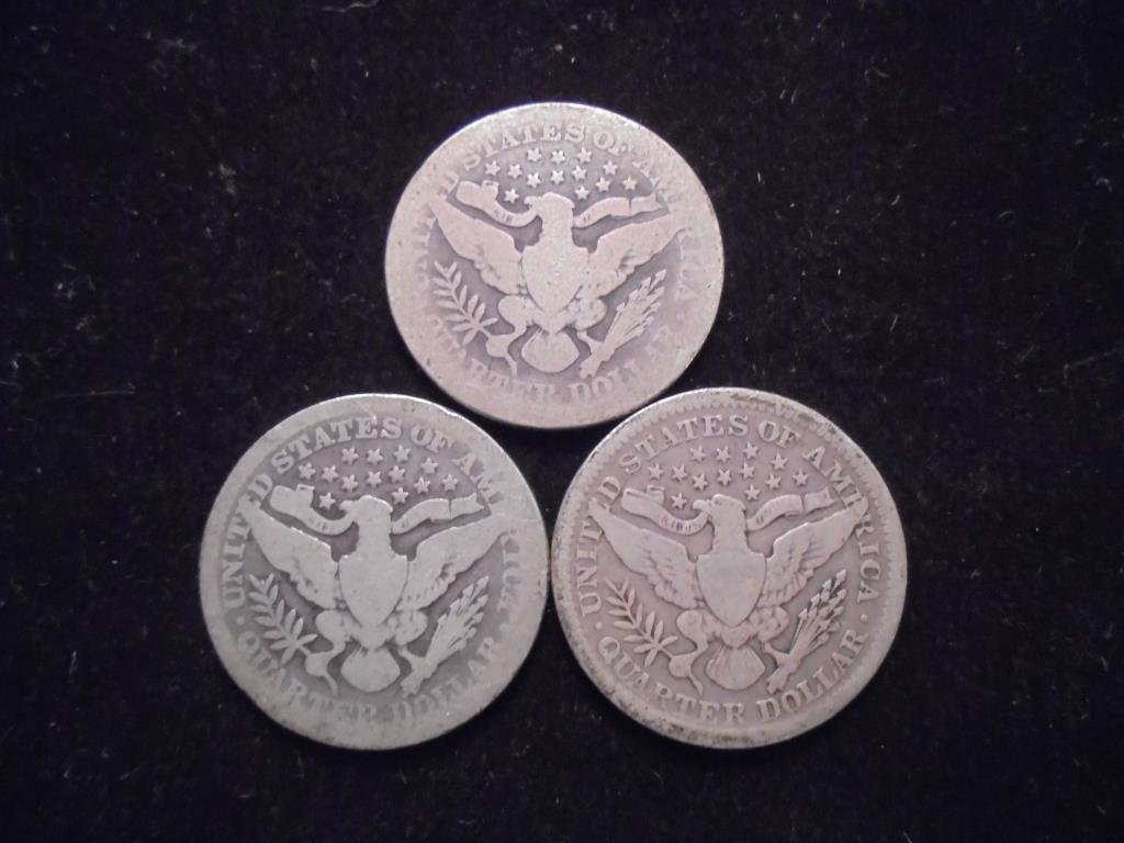 1901,02 & 03 BARBER QUARTERS - 2