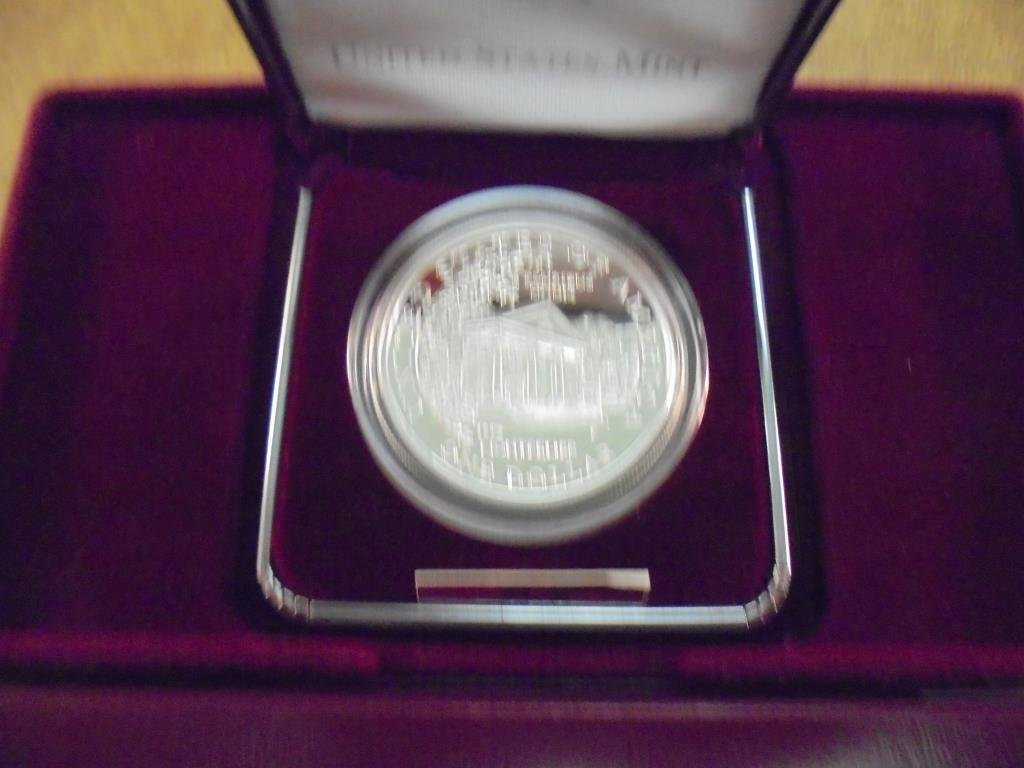 1999-P DOLLEY MADISON PROOF SILVER DOLLAR - 2