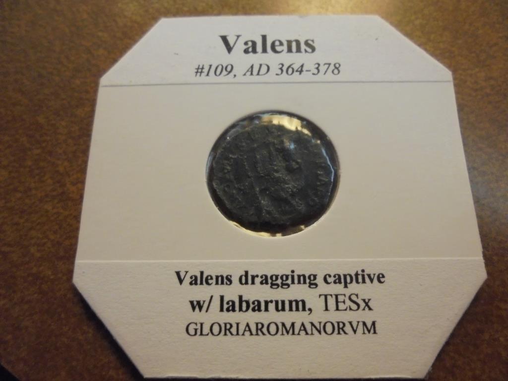 364-378 A.D. VALENS ANCIENT COIN - 2