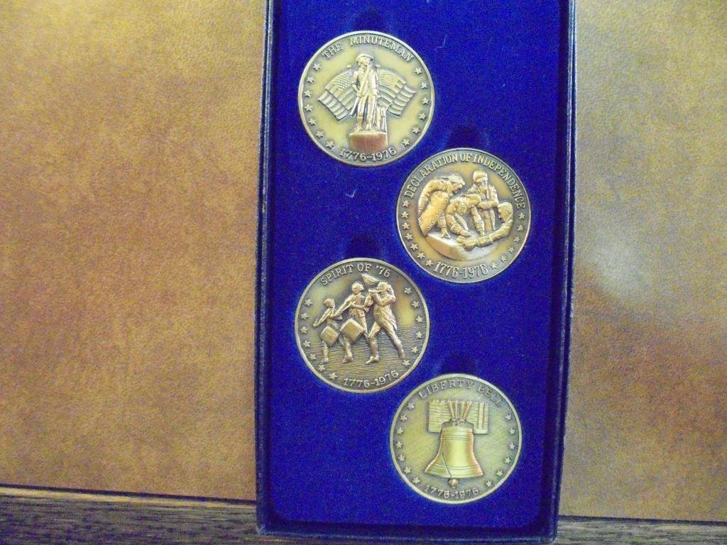 1976 BICENTENNIAL COIN SET 1 OF THE LIMITED