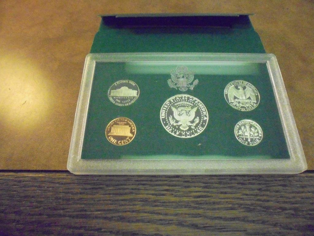 1998 US PROOF SET (WITH BOX) - 2