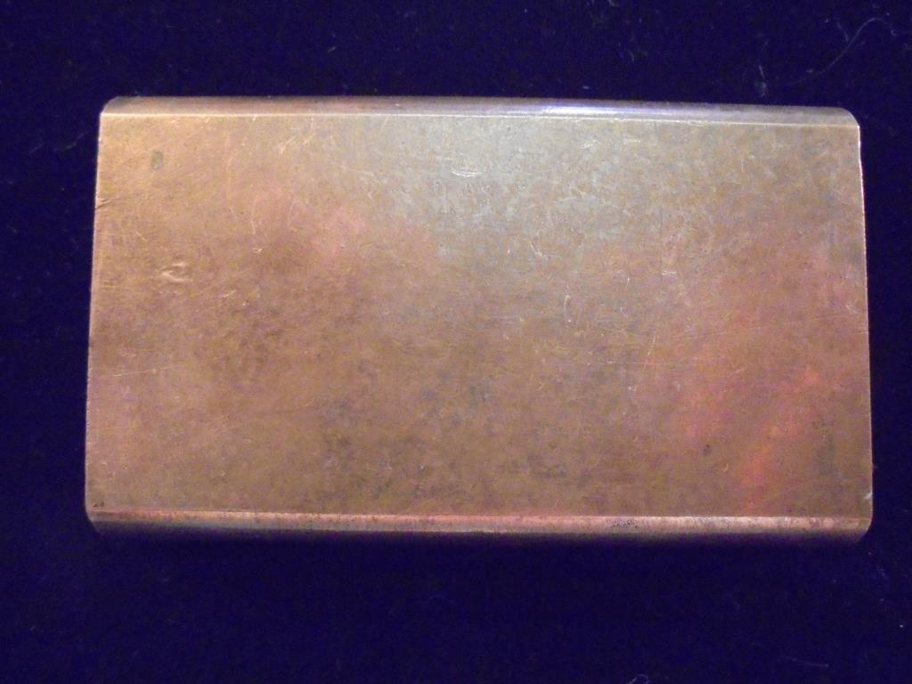 1 POUND .999 FINE COPPER INGOT 2008 SOUTHERN - 2