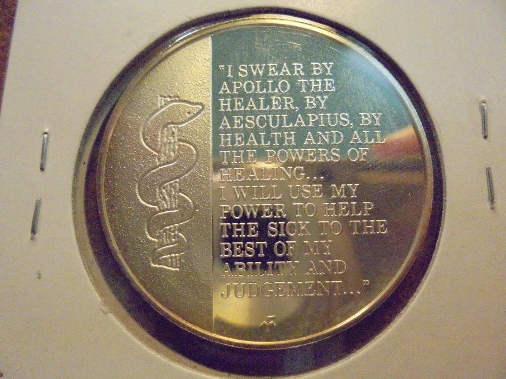 26.7 GRAM STERLING SILVER PROOF ROUND - 2