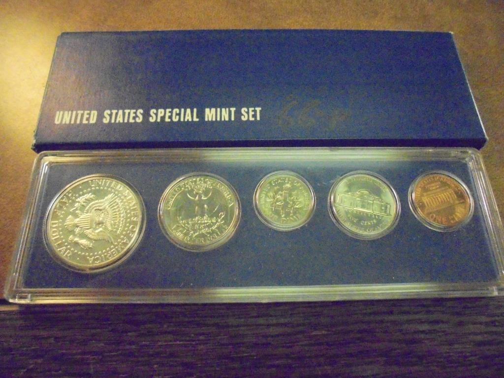 1966 US SPECIAL MINT SET WITH BOX - 2