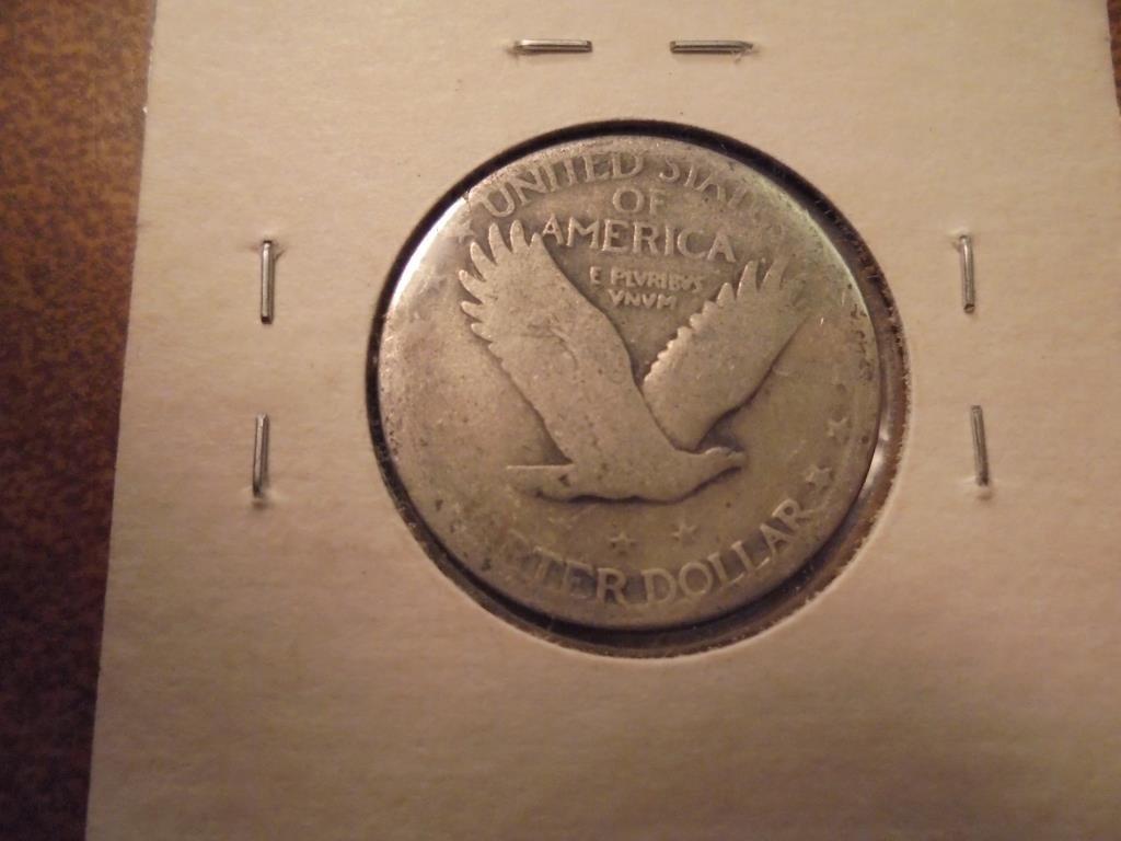 1926 STANDING LIBERTY QUARTER - 2