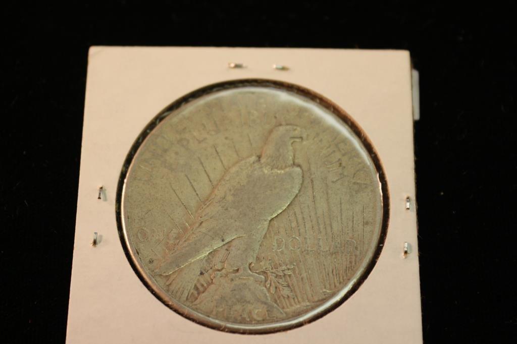 1923-S PEACE SILVER DOLLAR - 2