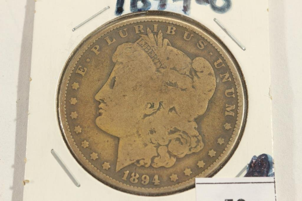 1894-O MORGAN SILVER DOLLAR BETTER DATE