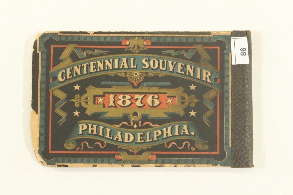 1876 PHILADELPHIA CENTENNIAL SOUVENIR BOOKLET - 4