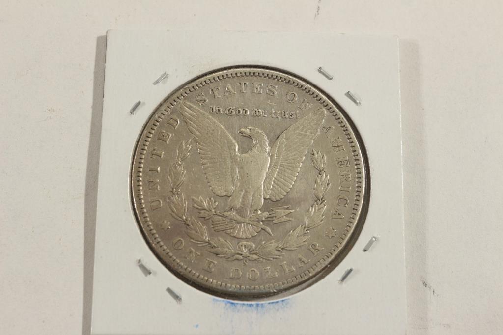 1899-S MORGAN SILVER DOLLAR - 2