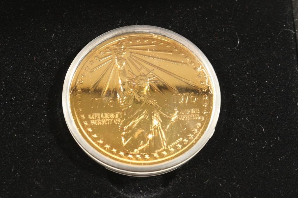 1776-1976 US MINT NATIONAL BICENTENNIAL MEDAL - 3