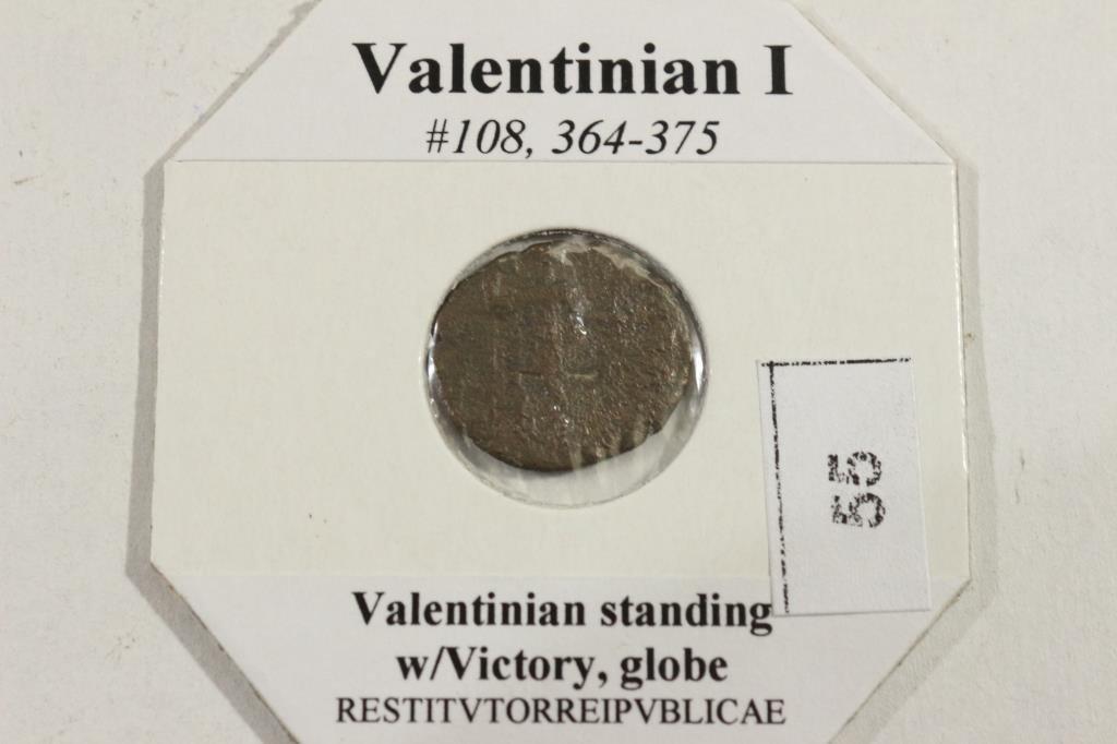 364-375 A.D. VALENTINIAN I ANCIENT COIN
