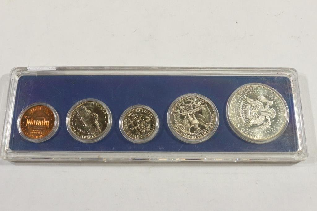 1966 US SPECIAL MINT SET WITH NO BOX - 2