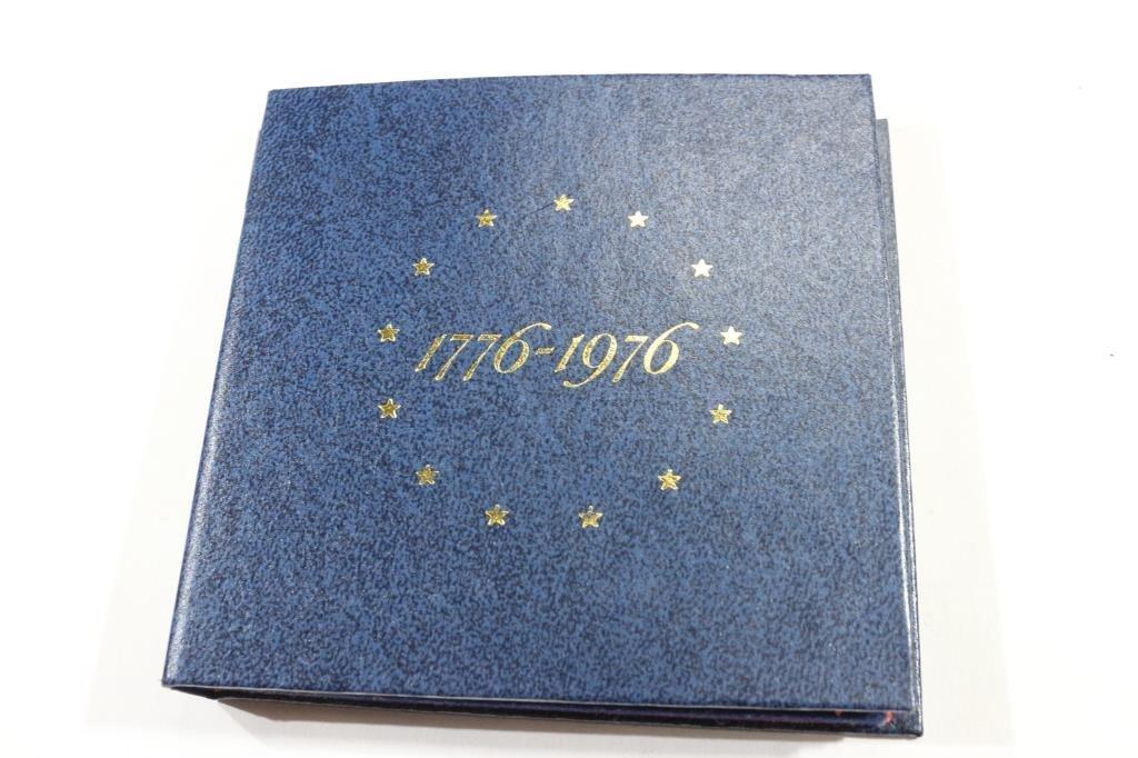1976-S US BICENTENNIAL SILVER PROOF SET - 3