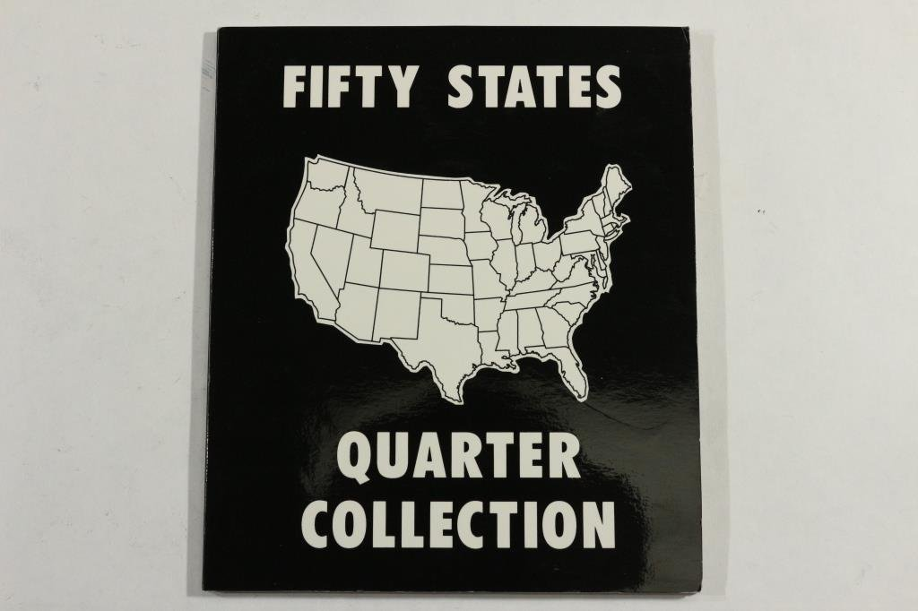 50 STATES QUARTER COLLECTION 50 COINS - 4