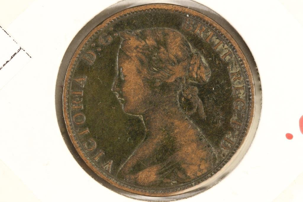 1861 NOVA SCOTIA LARGE CENT