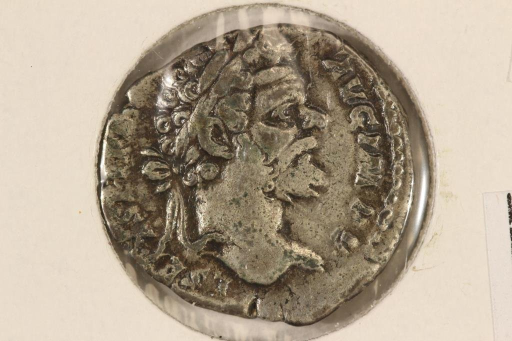 SILVER 193-211 A.D. SEPTIMIUS SEVERUS ANCIENT COIN